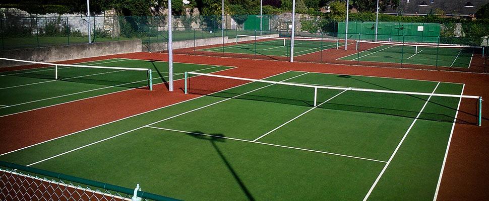 Constructora de Pistas de Tenis