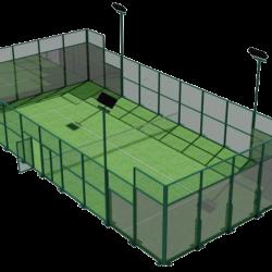 Construccion Pistas Tenis
