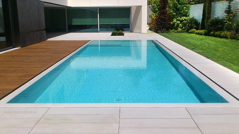 Construcci n de piscinas bierzo pool for Construccion piscinas madrid